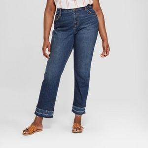 Universal Thread Released Hem Boyfriend Jeans
